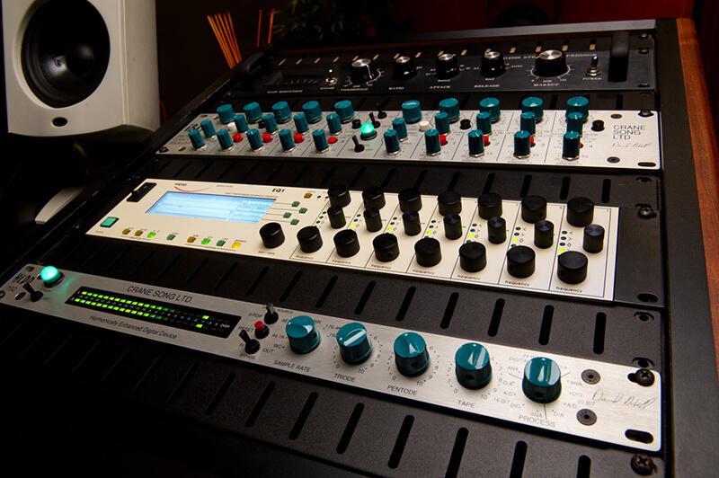 Ecualizador de audio Cranesong Ibis