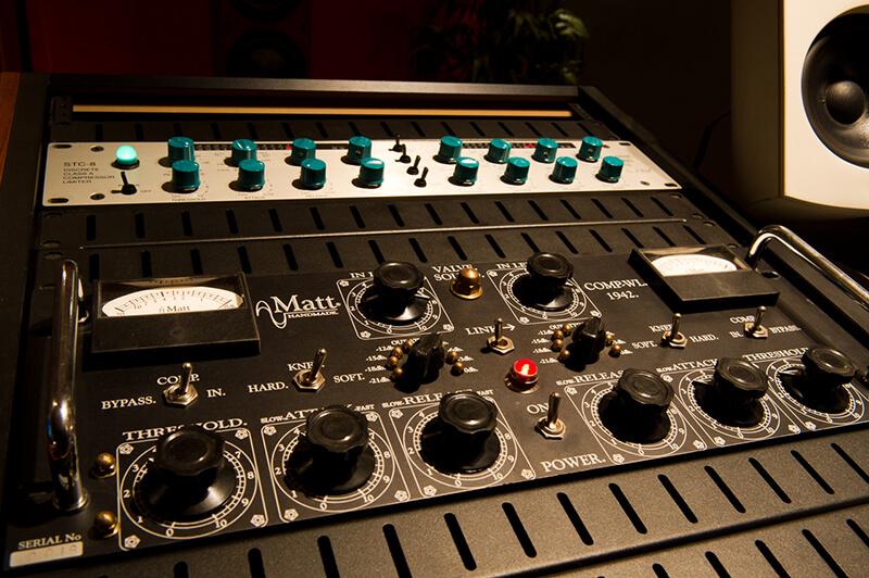 Procesador de audio dinamica Matt