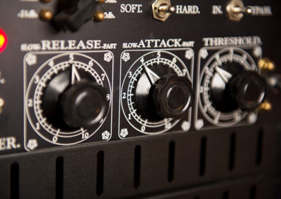 Procesador de audio dinamica Matt.