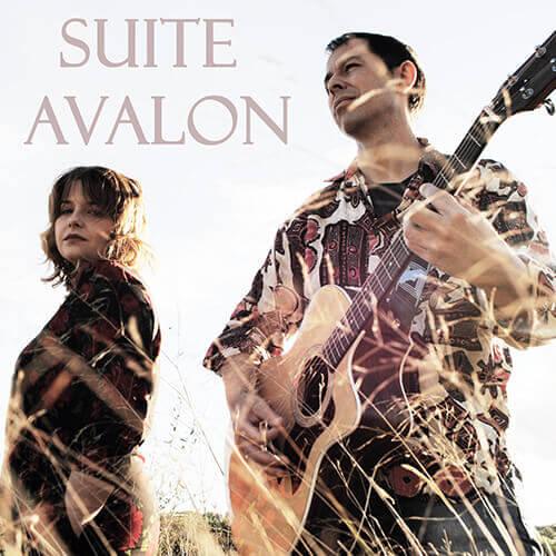 """Portada """"Suite Avalon"""" SUITE AVALON"""