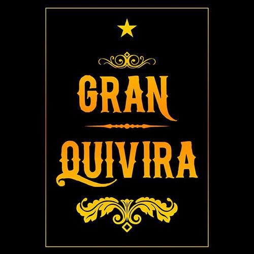 "Portada ""Gran Quivira"" GRAN QUIVIRA"