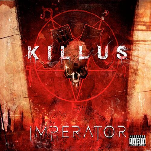 """Portada """"Imperator"""" KILLUS"""