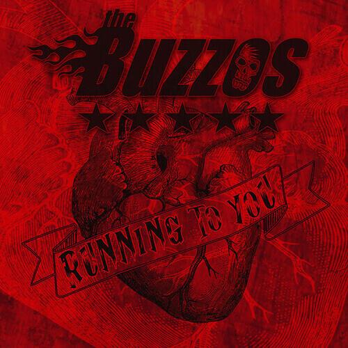 """Portada """"Running to you"""" THE BUZZOS"""