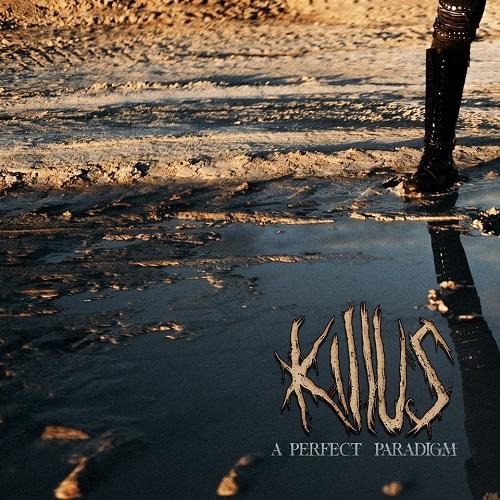 """Portada """"A perfect paradigm"""" -KILLUS"""