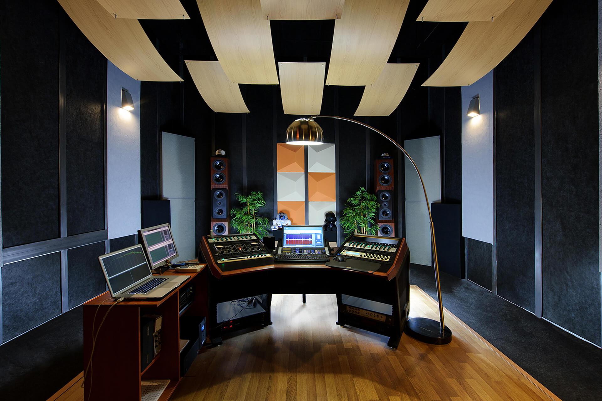 Crossfade Mastering estudio