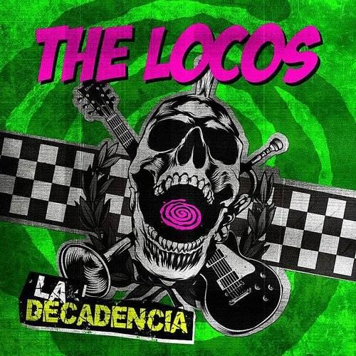 """Portada """"La decadencia"""" THE LOCOS"""